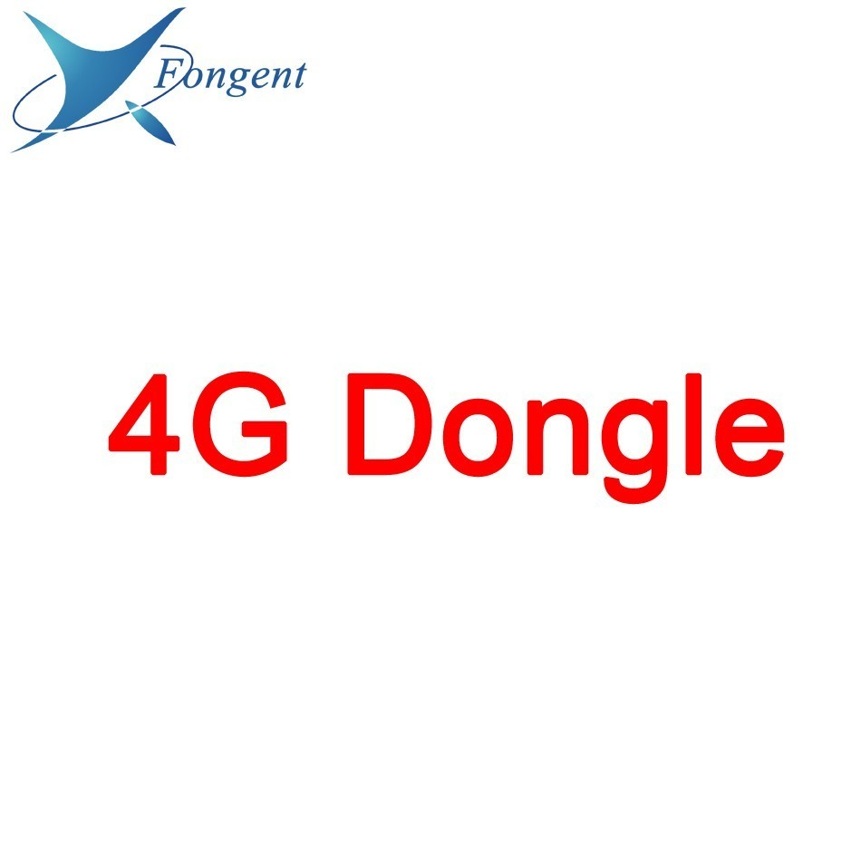 Fongent WCDMA 4G Dongle Wireless Network Card USB Modem Adapter for PC Tablet SIM Card EDGE