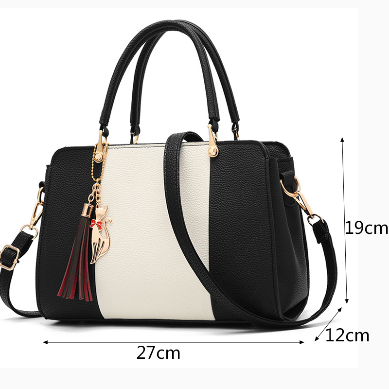 Promotion of new women's bags,limited purchase, work purse women crossbody shoulder handbags Rubber red 27×12×19cm 38