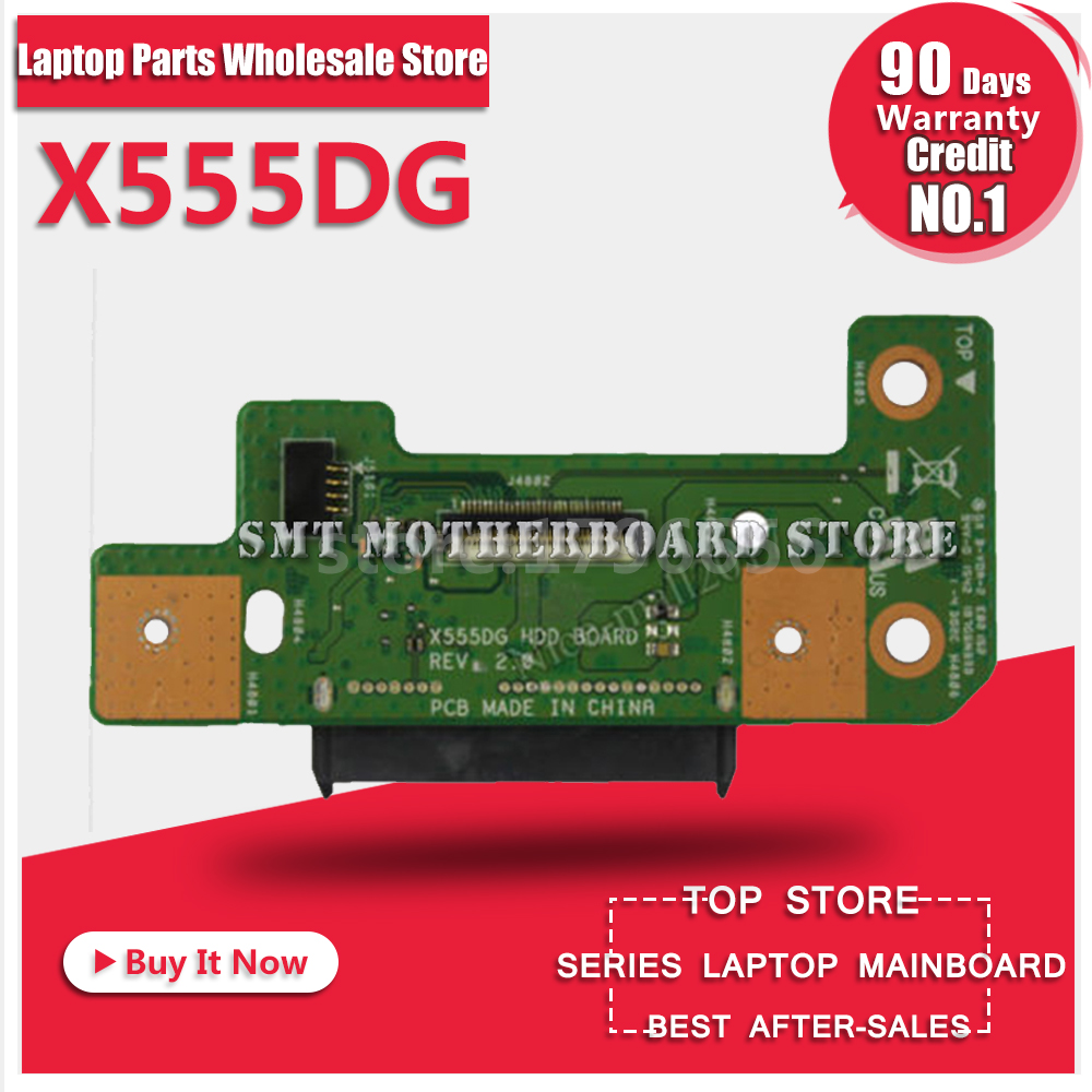 X555DG Hard Disk Small Board X555DG X555YA K555D X555D A555D HDD Hard Drive Board Tested Work Well hard drive for 73gb st373455ss well tested working