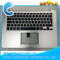 Genuine palmrest top case topcase para macbook air 13.3 ''a1466 con teclado de ee.uu. 2013 2014 2015