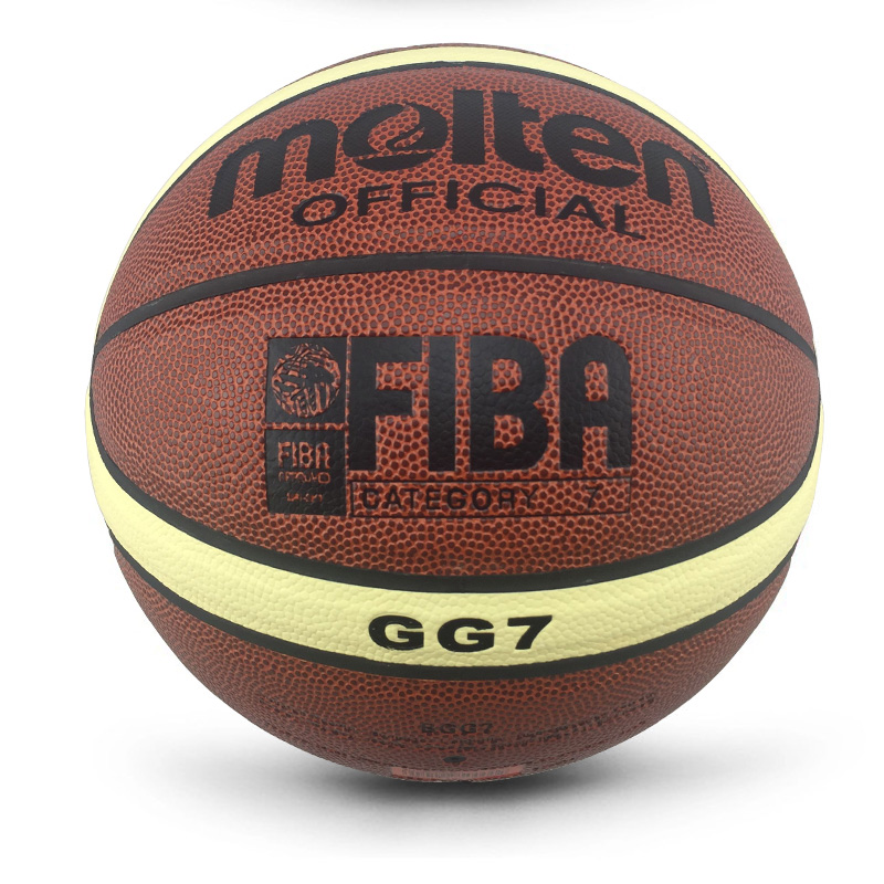 Image 4 - 2018 New Arrive Outdoor Indoor Size 7/6/5  PU Leather Basketball Ball Training Basket Ball Basketball Net +Ball Needle Basketbol-in Basketballs from Sports & Entertainment