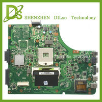 KEFU K53SD laptop motherboard For Asus K53SD K53E K53SE motherboard laptop motherboard k53sd GM Test work 100%|motherboard for asus|laptop motherboard|motherboards for laptops -