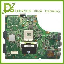 HOT!!!For Asus K53SD motherboard  REV 5.1 laptop motherboard  with Graphics card GT610M 2GB 100% tested freeshipping for asus k53sd main board rev 5 1 laptop motherboard intel hm65 nvidia geforce gt610m graphics ddr3 full tested