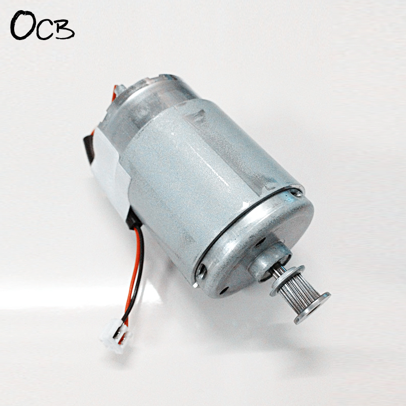 Original CR Motor Carriage Motor For Epson Stylus Photo 1390 1400 1410 1430 1500W R1800 R1900 Printer 1000ml 6 bottles digital textile ink for epson r1800 r1900 r2000 1390 1400 1410 1430 printer bk c m y white pretreatment liquid