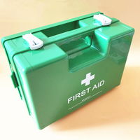 Oversize ABS Plastic Medicine Pill Box Family Emergency Kit First Aid Organizer Medical Bag Multi Functional Storage with Handle