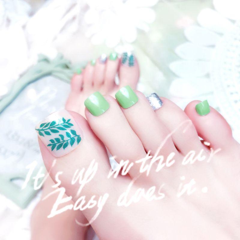 Health Beauty Nail Toe Art