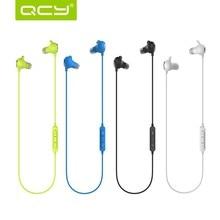 Fashional QCY QY19 son Stéréo Casque Sans Fil Bluetooth 4.1 Écouteurs Sport Écouteurs avec Microphone Mains Libres appels