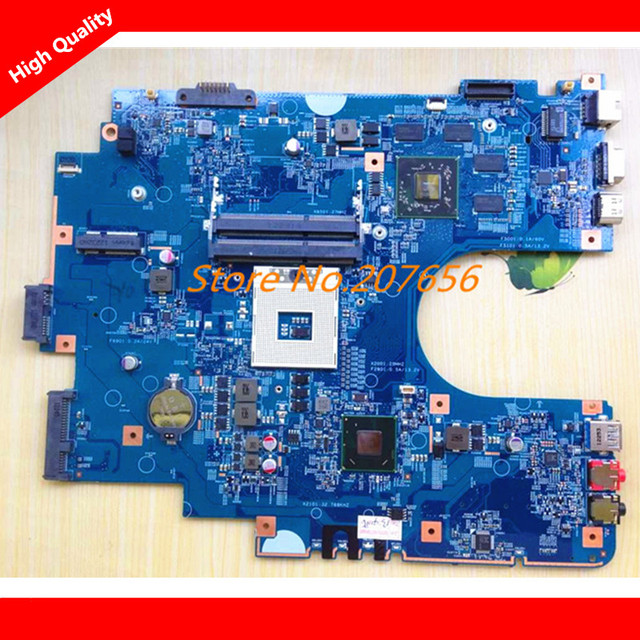 Mbx-267 para sony sve171 motherboard z70cr mb s1204-2 48.4mr05.021 probado 100%