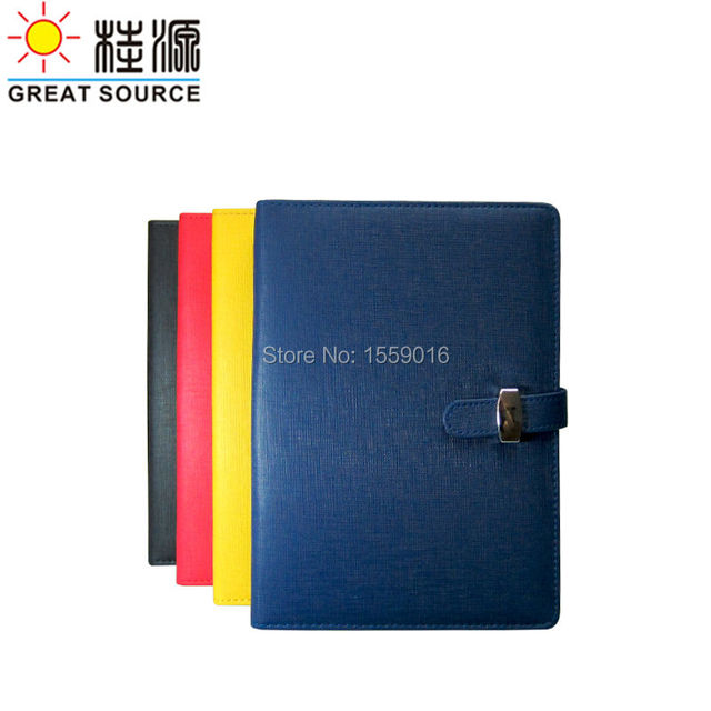 Great Source 2019 Planner A7 Notebook Binder Color 6 Rings Notepad Calendar Free Shipping