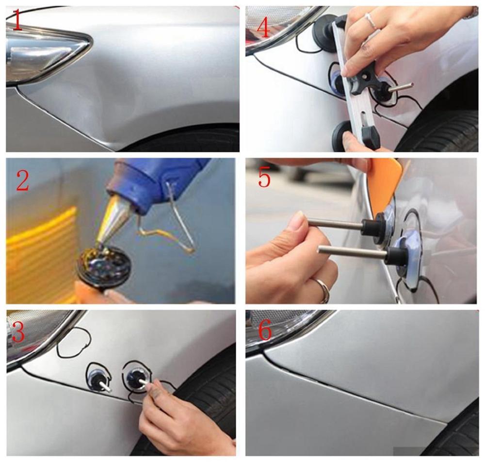 כלים יד כלים לתיקון שקע רכב תיקון דנט כרטיסיות דבק הסרת ערכת מסיר תיקון כלי להסרת שקעים של כלי יד שקעים (4)