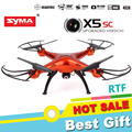 Сыма X5SC Исследователей 4 Канал 2.4 Г 6 Ось 3D Флип RC Quadcopter с 2.0MP HD Камера Drone