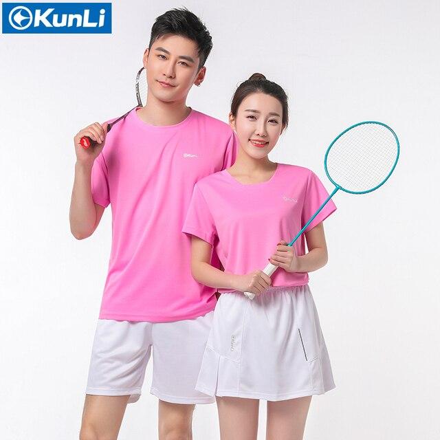 kunli 2017 новая мужская теннисная рубашка уличная спортивная фотография