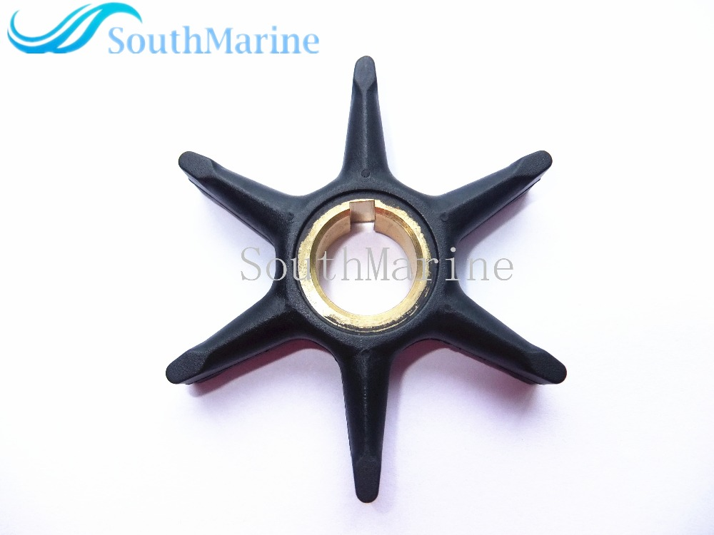 378891 775521 Boat Motor Impeller for Johnson Evinrude BRP OMC 25HP 28HP 30HP 33HP 35HP 40HP Outboards Water Pump ,Free Shipping
