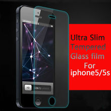 2016 For iphone 6s Tempered Glass film case for iphone 6s Screen Protector Toughened Protective Glass