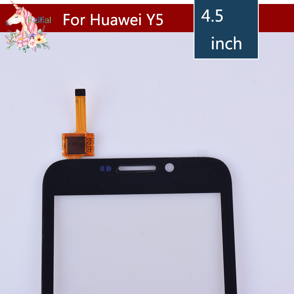 Image 4 - Y5 touch screen For Huawei Y5 Y540 Y560 Y541 Y541 U02 Y560 L01 LCD TouchScreen Sensor Digitizer Glass Panel replacement-in Mobile Phone Touch Panel from Cellphones & Telecommunications