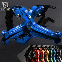 For YAMAHA NMAX155 NMAX125 NMAX N MAX 155 125 2015 2018 2016 Motorcycle Adjustable Folding Brake Clutch Levers NMAX 155 125