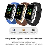 T89 TWS Smart Binaural Bluetooth 5.0 Headphone Fitness Bracelet Heart Rate Monitor Smart Wristband Sport Watch