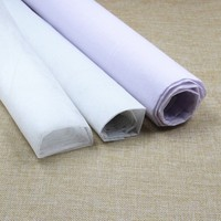 Bazin Riche Getzner Double sided Single sided Non woven Lining Branches Hard Manual Diy Accessories Agglutinate Line Fabric