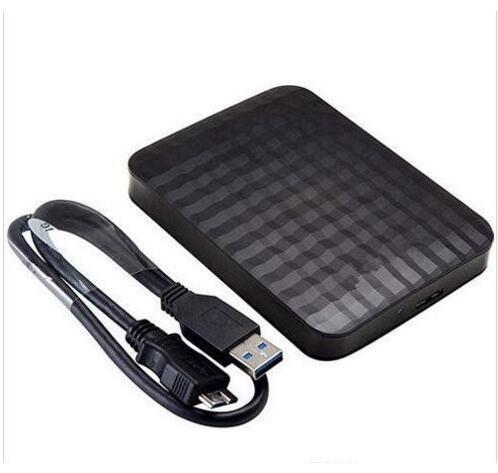 HDD Portable-Disk External-Hard-Drive USB3.0 2TB Black 1tbnew 3-Year-Warrantym3 Hot-Sales