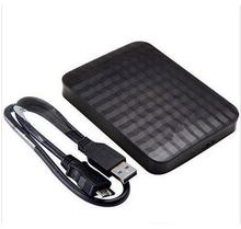 3 Year WarrantyM3 2.5 1TBNew USB3.0 External Hard Drive 2TB Black HDD hdd Portable disk Hot sales цена