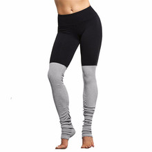 Sexy Leggins Gothic Pants Dance Exercise Step Foot Stretch Skinny Active Exercise Workout Fitness
