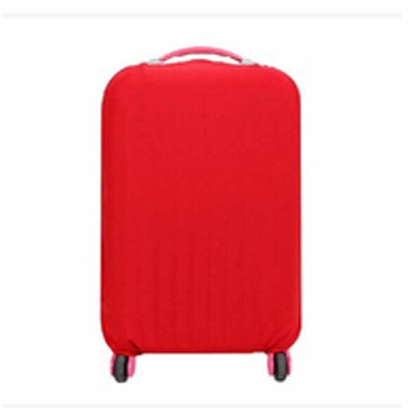 Путешествия защитный чехол на чемодан стрейч пылезащитные заглушки для 20/24/28 дюймов чемоданы защитные аксессуары для поездок на RV879209