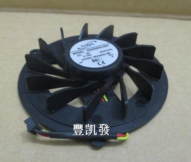 Yeni CPU Soğutucu radyatör fanı Için Acer Aspire 4930 4930G 5530 5530G Packard Bell Easynote LJ61 LJ65 LJ71 LJ75 AD5505HX-EB3 KAKC03