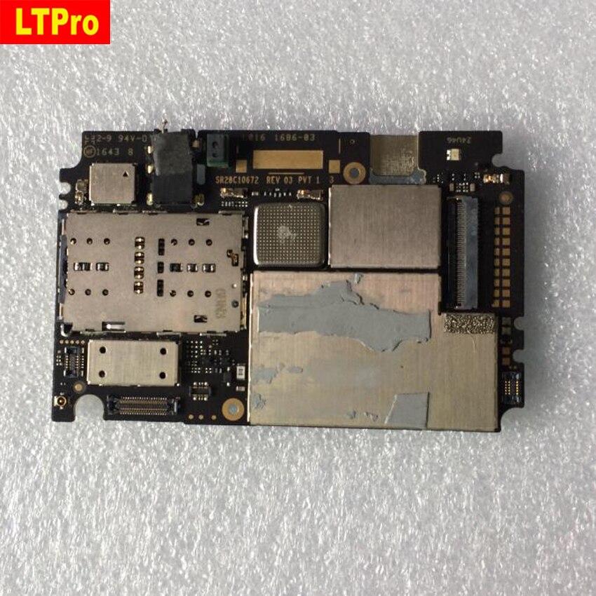 D'origine Testé Travail carte Principale Pour Lenovo VIBE P2 P2C72 P2A42 carte mère carte mère Flex Circuits câble téléphone pièces