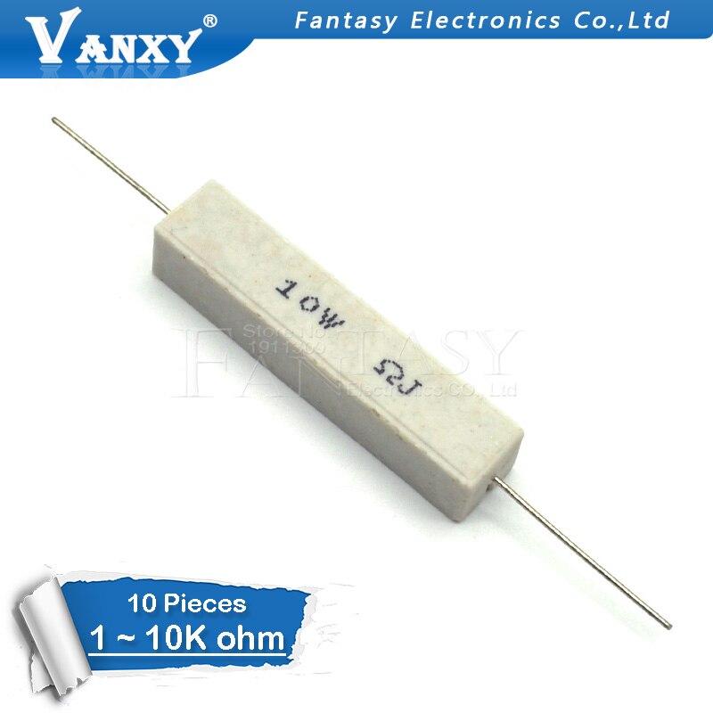Clarostat *NOS* Wirewound Resistors 8.25 Ohm to 29.7M Ohm 1W 1/%
