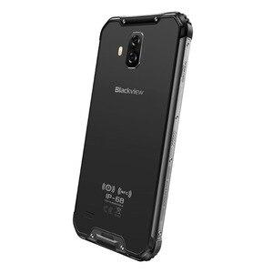"""Image 4 - Blackview BV9600 プロ 6.21 """"19:9 FHD 携帯電話オクタコア 6 ギガバイト + 128 ギガバイト 5580 3000mah のアンドロイド 8.1 NFC デュアル SIM IP68 防水スマートフォン"""
