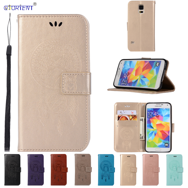 Filp Phone <font><b>Case</b></font> for <font><b>Samsung</b></font> <font><b>S5</b></font> neo <font><b>S5</b></font> G903 <font><b>g900f</b></font> G903F <font><b>Case</b></font> Cover for <font><b>Samsung</b></font> <font><b>S5</b></font> sm-<font><b>g900f</b></font> sm-g903f G900H SM G900H G900FD Leather image