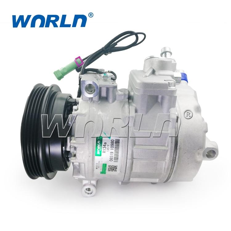 Авто A/C компрессор для A4 1994-2004/A6 1994-2005/A8 1994-2002/VOLKSWAGEN PASSAT 1996-2005/SUPERB 2001-2008 8D0260805Q/8D0260805