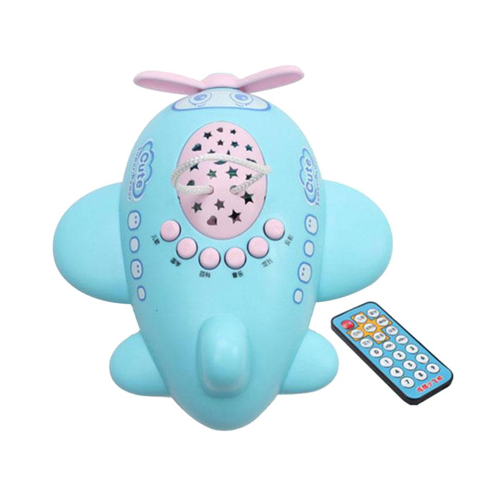 Baby-Music-Projector-Sleeping-Story-Projector-Light-Night-Lamp-Aircraft-Appease-Plane-Toy-Multifunction-Projectors-5