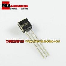10pcs / lot BF422 = F422 NPN transistor small  line TO-92
