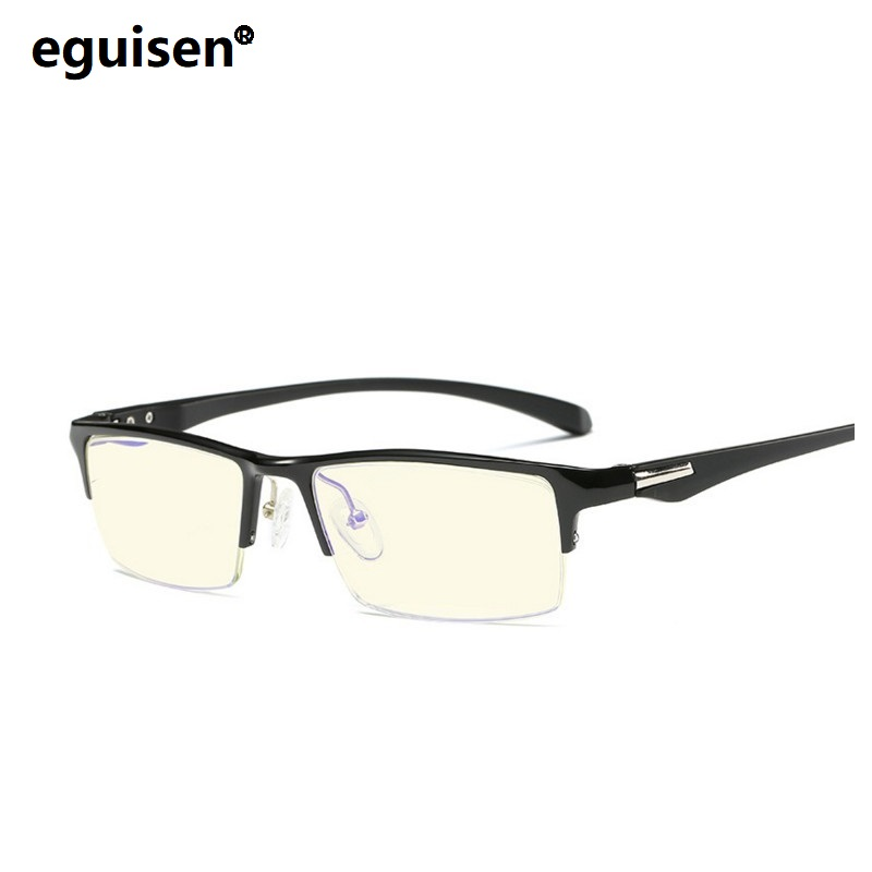 width-144 new aluminum magnesium anti blue lenses game office computer radiation glasses goggles big face men eyeglasses frame