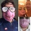 Divertido Payaso Máscara de Miedo Máscaras de La Mascarada de látex Vampiro Cosplay Para la Fiesta de Halloween Decoración de Navidad Nuevo Año Navidad
