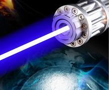 Wholesale prices Super Powerful!50000mw/50W Blue Laser Pointers Flashlight Combustion Lgnition /Burning/ Cutting /Irradiate 10000m Laser Flashli