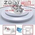 2 шт. 25 мм ZONTWIN алюминиевые CNC колесные адаптеры прокладки 5-127 71 6 M14 * 1 5 подходит для автомобиля Jeep New Grand Cherokee