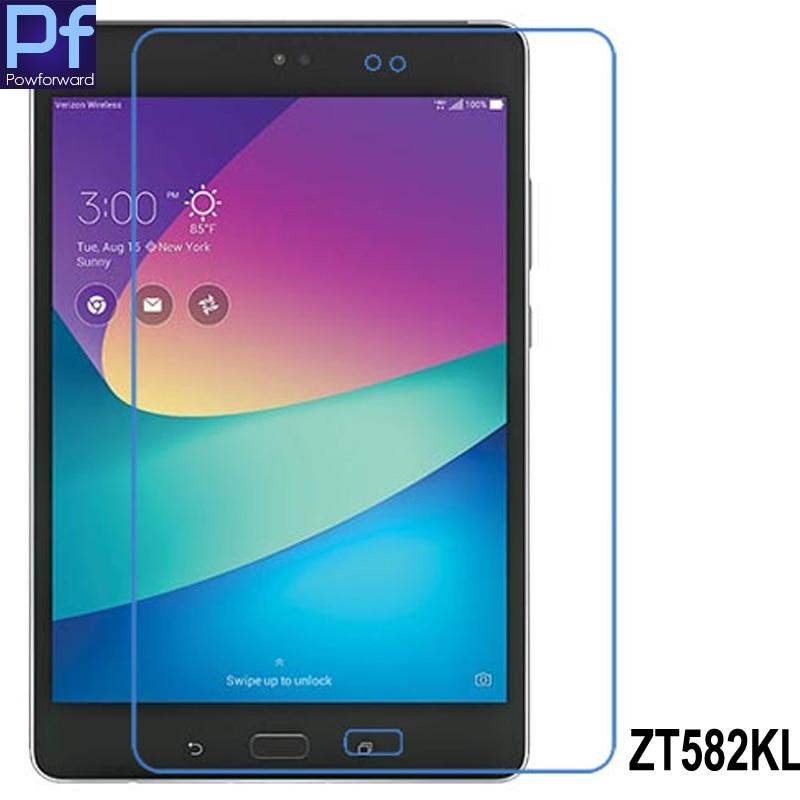 2 шт./лот Защитная пленка для экрана против отпечатков пальцев Защитная пленка для Asus ZenPad Z8s ZT582KL 7,9 дюймов