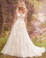 Dream Angel Sexy Backless V Neck Lace A Line Wedding Dress 2017 Applique Beaded Spaghetti Straps Vintage Bridal Gown Plus Size