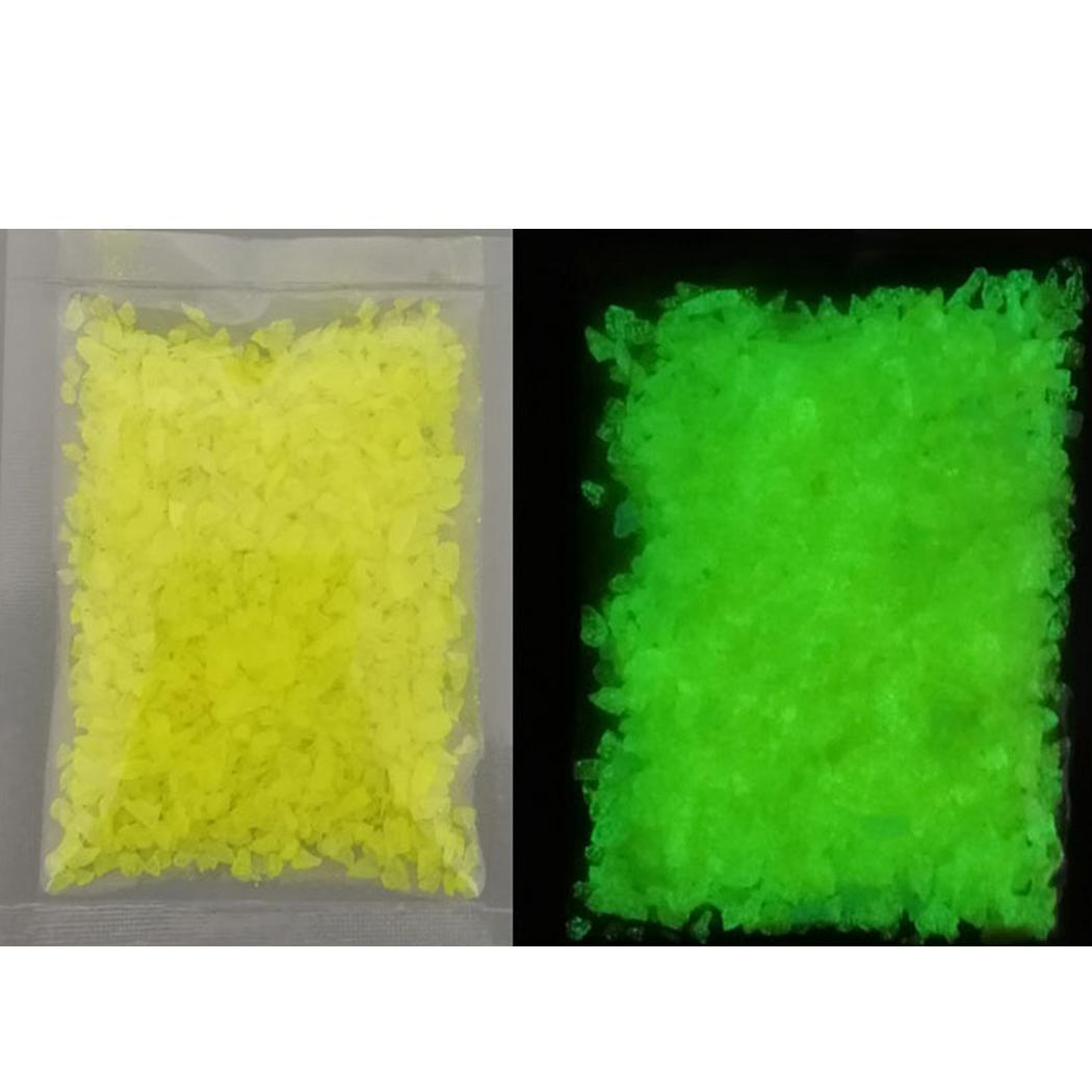 10g Luminous Sand Glow In The Dark Party DIY Bright Paint Star Aquarium Wishing Bottle Fluorescent Particles Toy Fish Tank Decor in Glow in the Dark Toys from Toys Hobbies