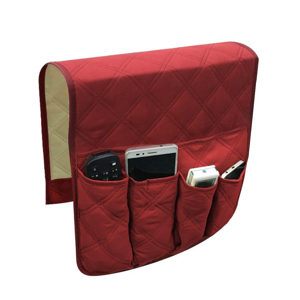 Водонепроницаемый подлокотник для дивана С 5 Карманами, органайзер для телефона, книги, журналов, пульта дистанционного управления для теле...