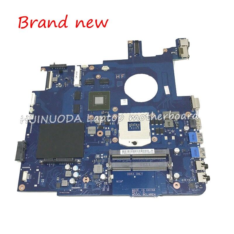 NOKOTION Brand new BA41-01898A BA41-01900A Laptop Motherboard For Samsung NP550 NP550P5C GeForce GT650M BA92-09094A BA92-09094B nokotion for samsung np305e4a 305e5a 305e7a laptop motherboard socket fs1 hd6470m ba92 08197a ba92 08197b ba41 01818a
