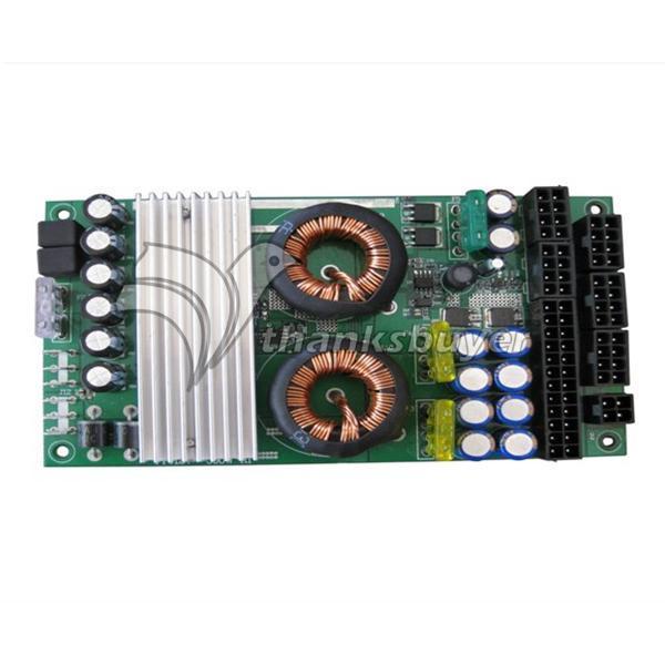 DC-ATX PPJ-12-500 Placa de Conversor de Voltagem 12 V DC 500 W fonte de Alimentação do Regulador