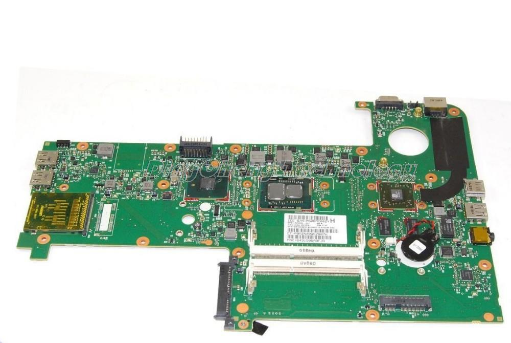 SHELI laptop Motherboard For hp TM2 626505-001 6050A2345301-MB-A03 i5-470UM cpu non-integrated graphics card цены онлайн