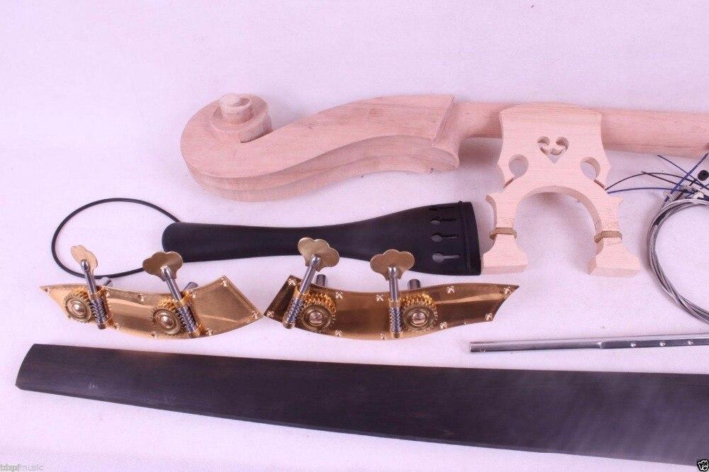 Double bass parts,bass neck bridge Fretboard peg tailpiece endpin string #E26-6