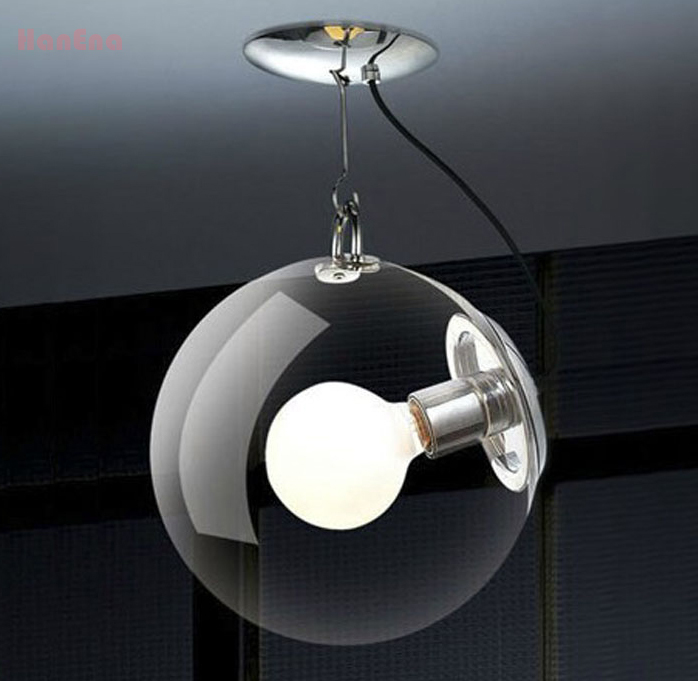 Free Shipping 33cm Contemporary Glass Shade bedroom modern Ceiling light  fixtures Lighting glass lamp Fixture(