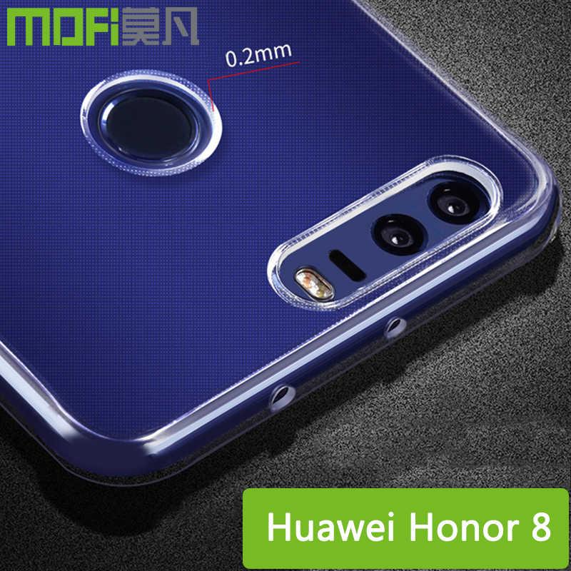 MOFi Huawei Honor 8 case cover tpu phone case honor 8 soft honor8 original huawei huaweiy honor 8 coque funda ultra