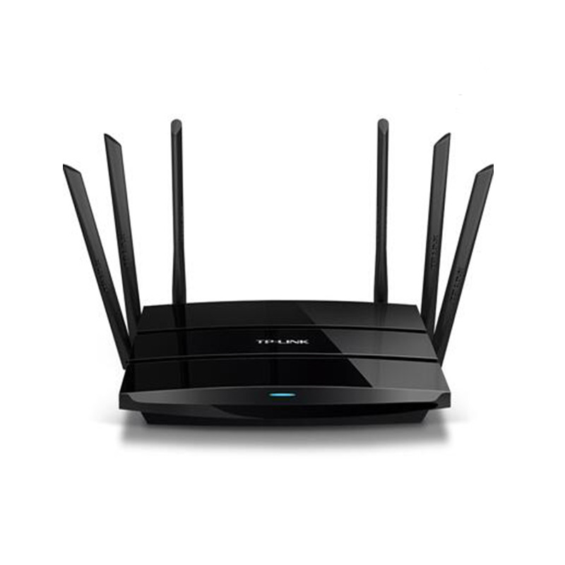 TP-LINK Wireless Wifi Router Dual Band Repeater TL-WDR7500 tp link wireless router 802 11ac ac1750 dual band wireless wifi router 2 4g 5 0g vpn wifi repeater tl wdr7400 app routers