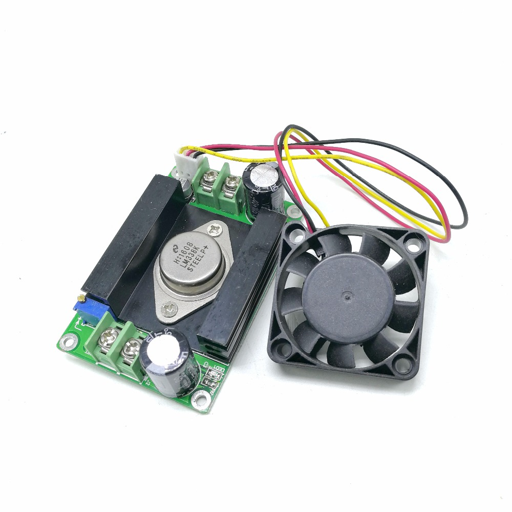 Diy Low Noise Power Supply Pcb Lt1083 Lt1084 Lt1085 Lm317 Lm338 Electronics Engineering Eee Variable Voltage Regulator Linear Dc Regulated Module 3a 1a Buck Far Exceeds
